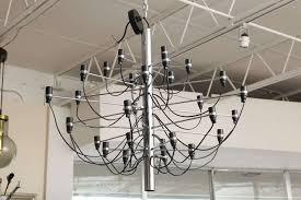 original flos chandelier stunning design by gino sarfatti these vintage piece is a true