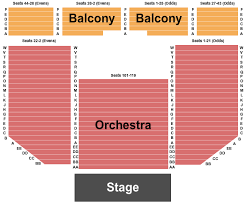Printable Van Wezel Seating Chart The Ten Tenors Patchogue Theater For The Performing Arts