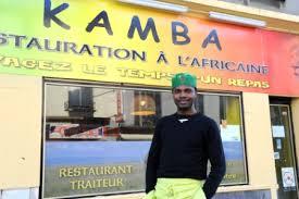 Rencontre au restaurant africain le Bambou d Afrique ce samedi