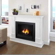 master real flame white silverton fireplace ping great deals on real flame indoor fireplaces