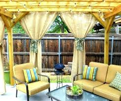 deck curtains patio backyard curtain gazebo outdoor privacy curtains for porch decks excellent picture deck privacy deck curtains
