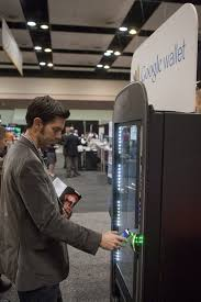 Google Wallet Vending Machine