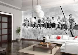 Fotobehang Slaapkamer Zwart Wit Ontzagwekkende Fotobehang Zwart Wit
