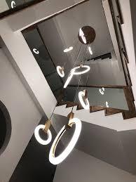 <b>Modern LED</b> Pendant lights living room Wooden <b>lighting Acrylic</b> ...