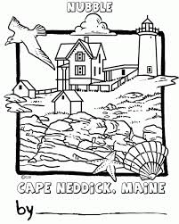 Small Picture Coloring Pages Sweden Lighthouse Coloring Page Free Printable