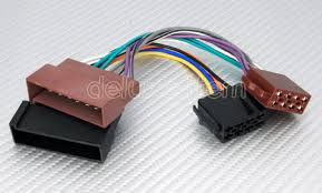ford to iso car stereo wiring harness adaptor lead new iso wiring harness lead for ford car stereo