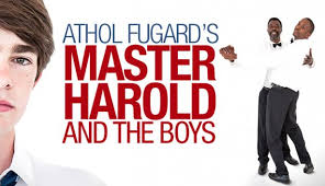master harold and the boys at the fugard theatre plays theatre  master harold and the boys