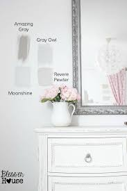 choosing paint colors for furniture. 8 Steps To Choosing The Perfect Paint Color | Bless\u0027er House Colors For Furniture R