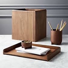 office accessories modern. Walnut Desk Accessories Office Modern