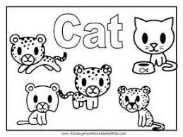 Small Picture Cat And Dog Coloring Pages cat color pages printable cat kitten