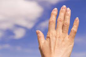 Wenn, arthrose, finger taub