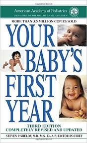 Your Babys First Year Third Edition American Academy Of