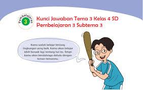 We did not find results for: Kunci Jawaban Tema 3 Kelas 4 Halaman 111 113 114 Pembelajaran 3 Subtema 3 Buku Tematik Semangat Belajar