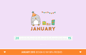 january 2015 desktop wallpaper. Modren 2015 January 2015 BFF Sign Up Freebies  Wallpaper Calendar For Desktop Iphone  U0026 Ipad And Inside Desktop