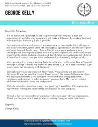 Cover Letter Legal Secretary Traditional 800x1035 Best