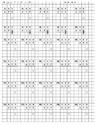2 Digit By 2 Digit Multiplication On Graph Paper Worksheets