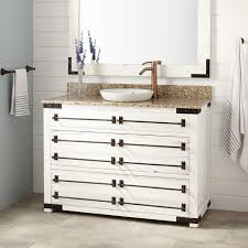 white bathroom cabinets with bronze hardware. 48\ white bathroom cabinets with bronze hardware i