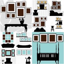 25 fab ideas on photo wall display picture frame displays walls