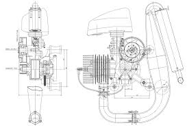 nitro paramotor engine light weight electric start engine is only 12 1kg