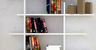 Full Size of Shelving:white Wall Bookshelves Amazing Cool Wall Shelves  Images Decoration Inspiration Amazing ...