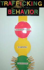 Red Yellow Green Behavior Chart Similar To My Green Yellow Red Slips Idea For Behavior