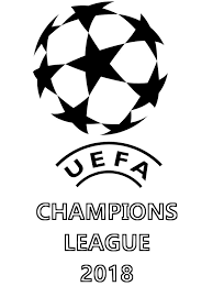 Disegni Da Colorare Uefa Champions League 2018 Morning Kids