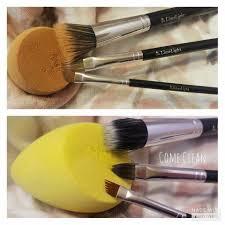 does your brush cleaner do this beamazinglybeautiful