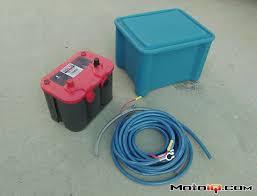 moroso battery relocation kit