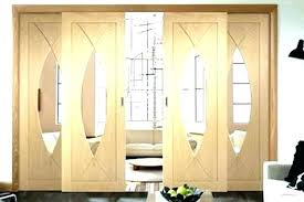 sliding doors room dividers folding large internal door kits bunnings