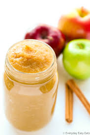 unsweetened applesauce whole30 vegan