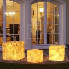 Epstein Design Epstein Design Schiefer Cube Floor Lamp