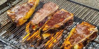 Vlees op de, bBQ Lekker van bij ons