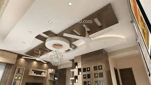 ceiling fan with two fans two fan for living room false ceiling designs you can t