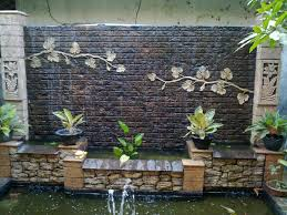 Small Picture DIY Waterfall Pictures mini garden waterfall inspirations