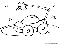 Small Picture Space robot coloring pages Hellokidscom
