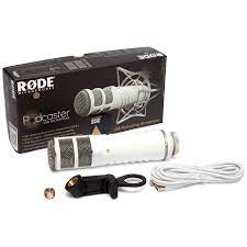 Rode Podcaster MkII « Mikrofon