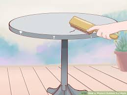 protecting outdoor furniture. Image Titled Protect Outdoor Furniture Step 14 Protecting
