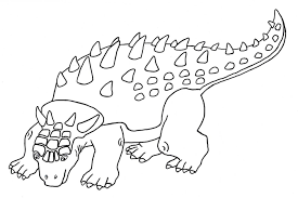 Why not print several copies of each coloring sheet. Dinosaur Coloring Pages