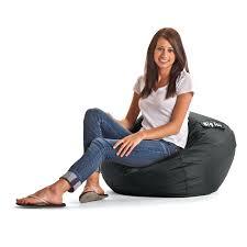 denim bean bag chair ace bayou large cover