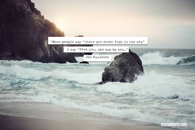 quotes about sea tumblr