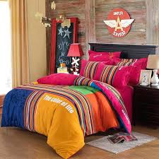 orange bedding set colorful modern bedding wonderful bright orange bedding set in king size duvet covers