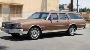 Barn Find: 1985 Chevrolet Caprice Wagon