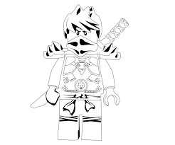 Printable Lego Ninjago Coloring Pages For Adults Get Coloring Page