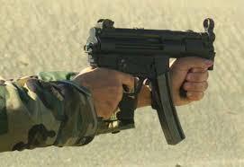 Heckler & Koch HK MP5K (Kurz) Submachine Gun (SMG) / Personal ...