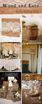 Rustic Vintage Wedding Decor 38 Most Popular Rustic Vintage Wedding Ideas With Invitations