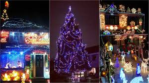 Milford Hospice Light Up A Memory Best Decorated Christmas Home All Ireland Winner Announced
