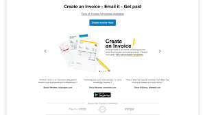 Fstoppers Reviews Invoice Templates From Invoicehome Com