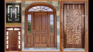 entrance door designs wooden