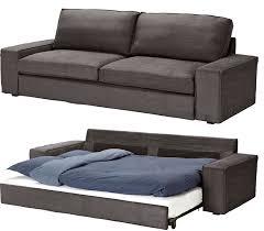 slipcover for ikea kivik 3 seat sofa bed slipcover tullinge gray brown sleeper cover cover ly