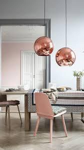 Copper Dining Table Lights Us 19 99 Settembre Modern Pendant Light Glass Ball Kitchen Lamp Pendant Gold Chrome Copper Lamparas Colgantes For Dining Room Tom Dixon In Pendant